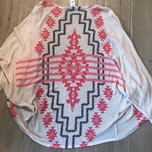 Sweaters - Aztec cardigan